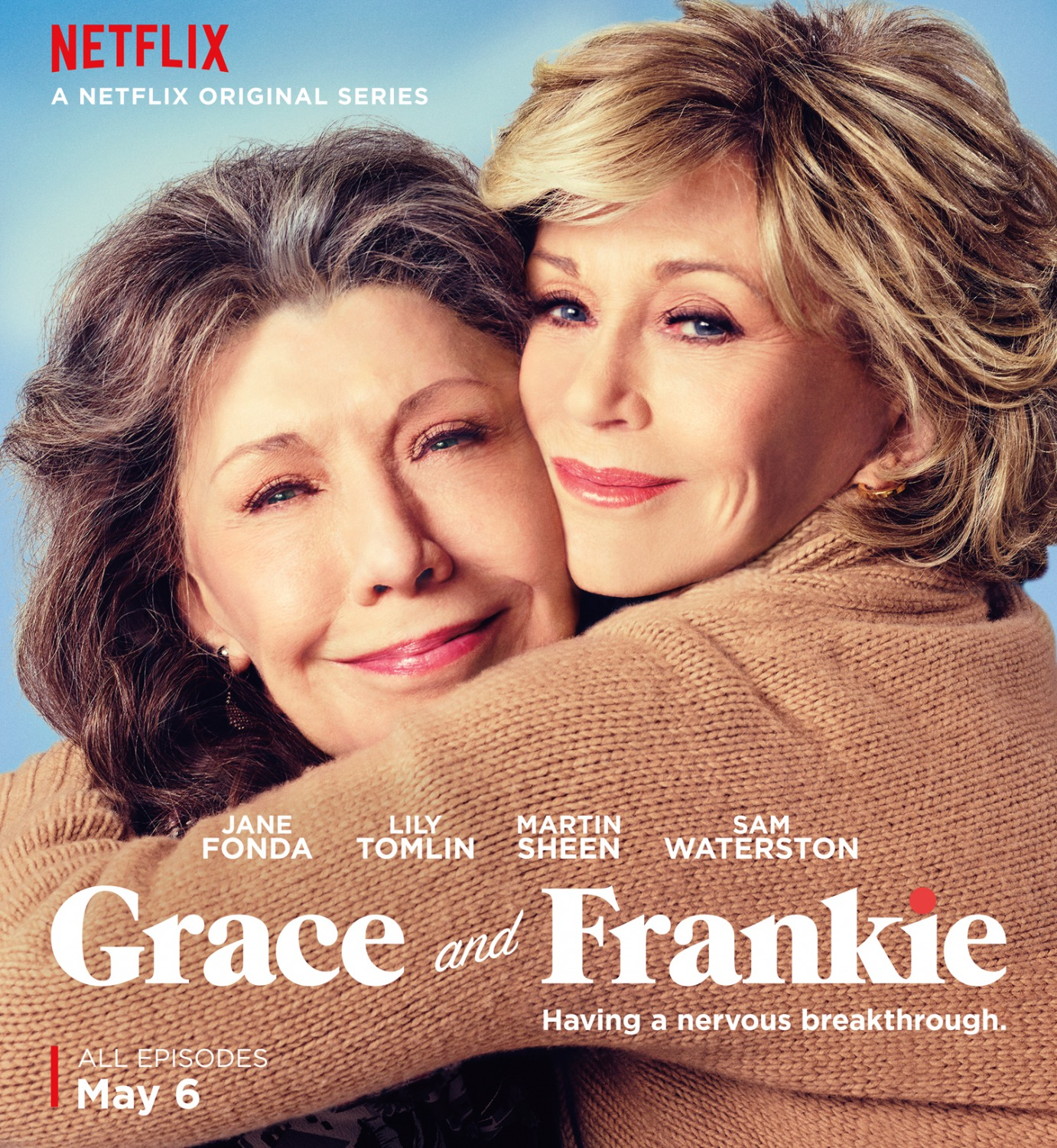 "summary of a season of grace The fourth season of ""grace and frankie"" premiered globally on netflix in january 2018 and featured guest stars such as peter gallagher and lisa kudrow."