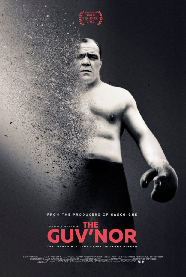 The Guv'nor poster