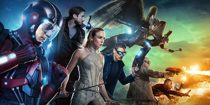 Legends of Tomorrow - Season 1 promo poster