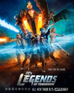 Legends of Tomorrow - Season 1 promo poster