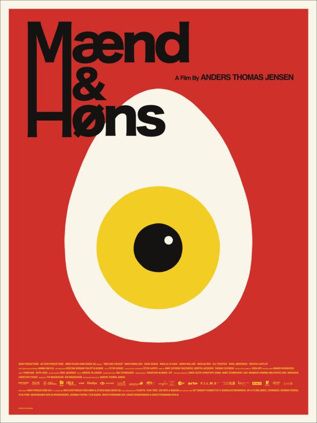 Men and Chicken - Designer: Alan Hynes