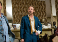 The Nice Guys - Russell Crowe, Ryan Gosling, and Angourie Rice