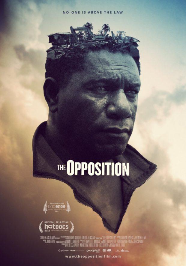 The Opposition - Designer: Jeremy Saunders