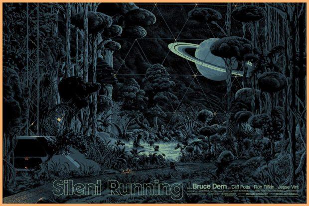 Silent Running (Mondo) - Kilian Eng