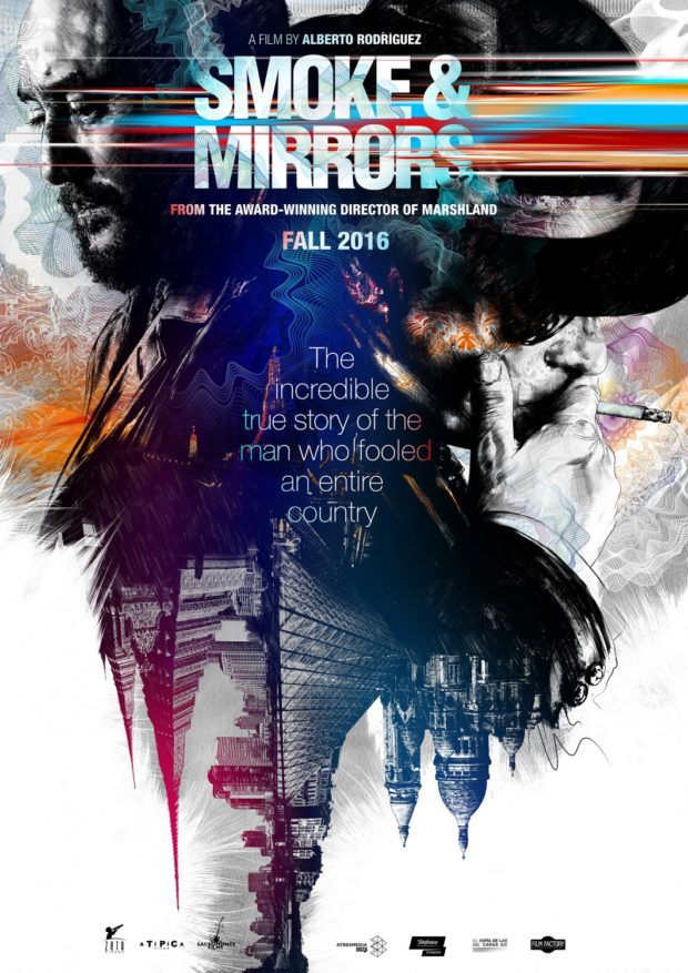 Smoke and Mirrors - Designer: Gabriel Moreno