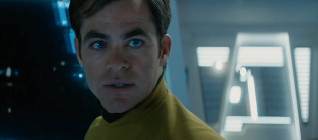 Star Trek Beyond - Chris Pine
