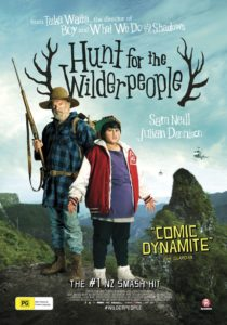 Hunt for the Wilderpeople poster (Australia)