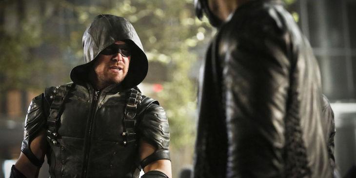 Arrow Season 4: Stephen Amell