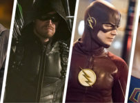 Arrowverse Year 5 - Arrowverse Year 5 - 'Arrow' Season 5, 'Supergirl' Season 2 and 'Legends of Tomorrow' Season 2