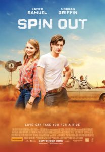 Spin Out A4 Poster