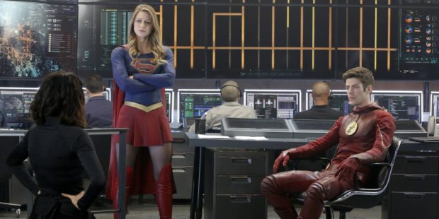 The Flash and Supergirl crossover - World's Finest