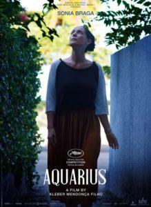 Aquarius (2016) poster