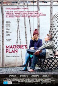 Maggie's Plan poster (Australia)