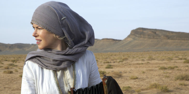 Queen of the Desert - Nicole Kidman