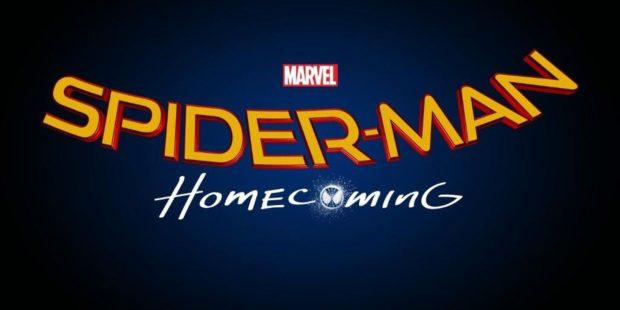Spider-Man: Homecoming logo