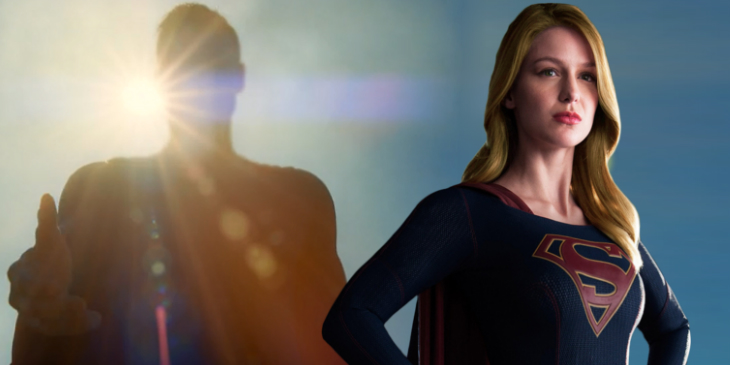 Superman in Supergirl (CW)