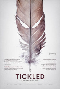 Tickled poster (US)