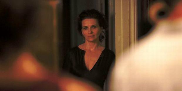 """Juliette Binoche. Still from """"L'Attesa/The Wait"""