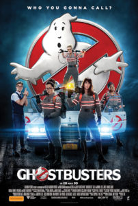 Ghostbusters poster (Australia)