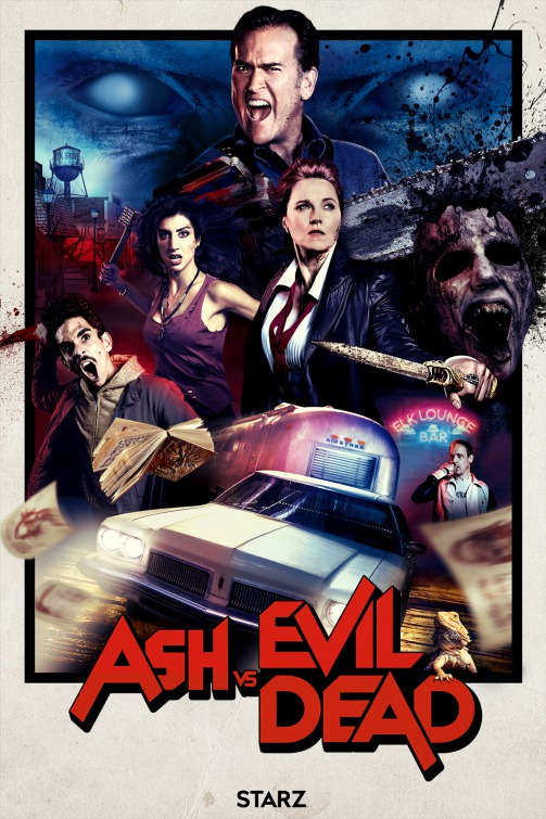 Ash Vs The Evil Dead: Season 2