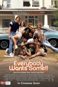 Everybody Wants Some!! poster - Australia