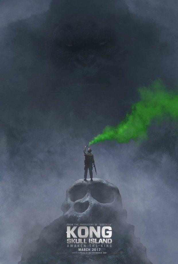 Kong: Skull Island - Designer: BOND
