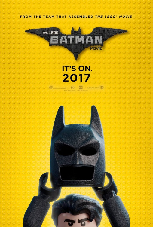 The Lego Batman Movie - Designer: Proof