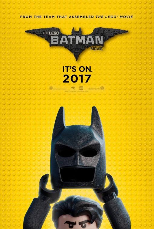 The Lego Batman Movie - Designer: Proof
