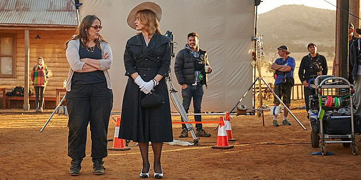 The Dressmaker - Jocelyn Moorhouse with Kate Winslet