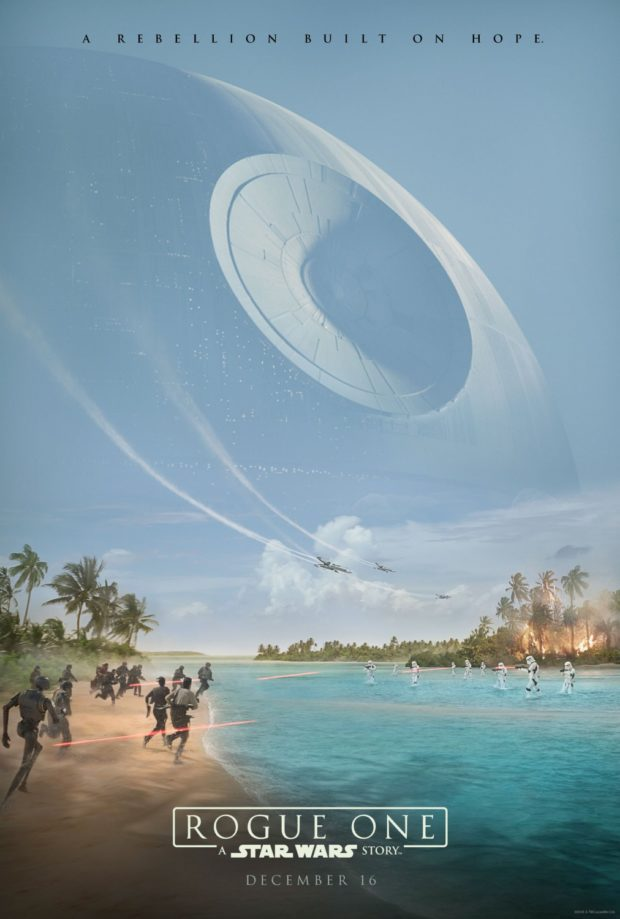 Rogue One: A Star Wars Story - Designer: LA
