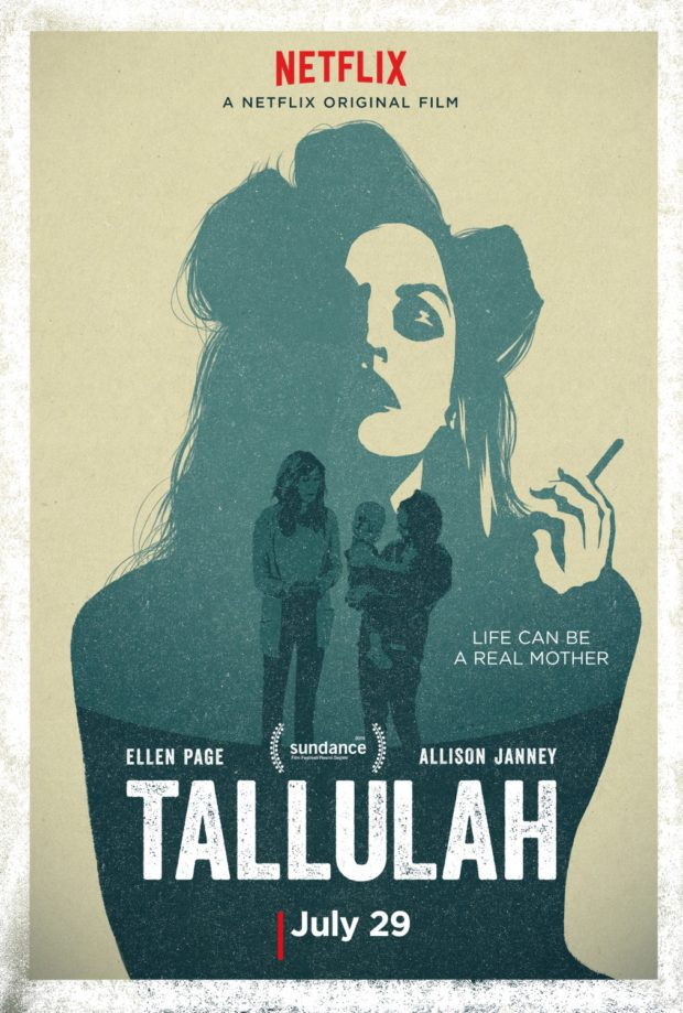 Tallulah poster - Designer: and company