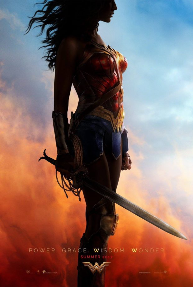 Wonder Woman - Designer: Concept Arts