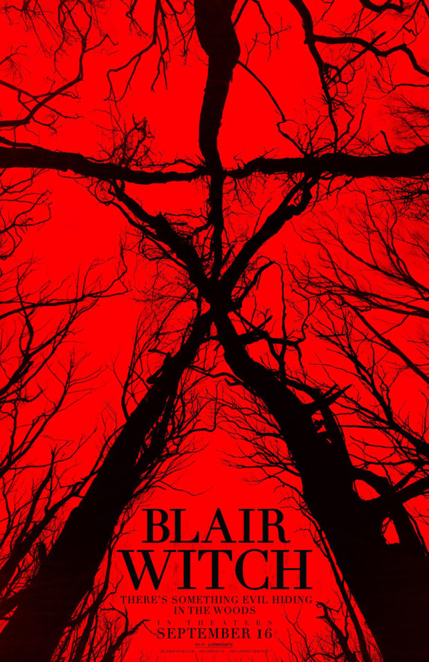 Blair Witch (aka The Woods) - Designer: LA
