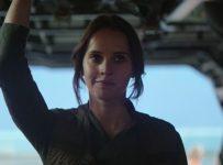 Rogue One: A Star Wars Story..Jyn Erso (Felicity Jones) ..Ph: Footage Frame..©Lucasfilm LFL 2016.