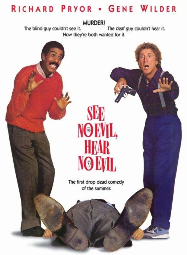 See No Evil Hear No Evil poster