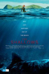 The Shallows poster - Australia
