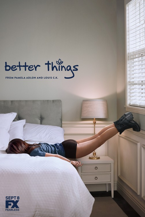 Better Things - Designer: Iconisus L&Y - Visual Communication Systems & FX Creative
