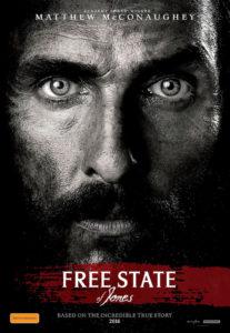 Free State of Jones poster - Australia (StudioCanal)