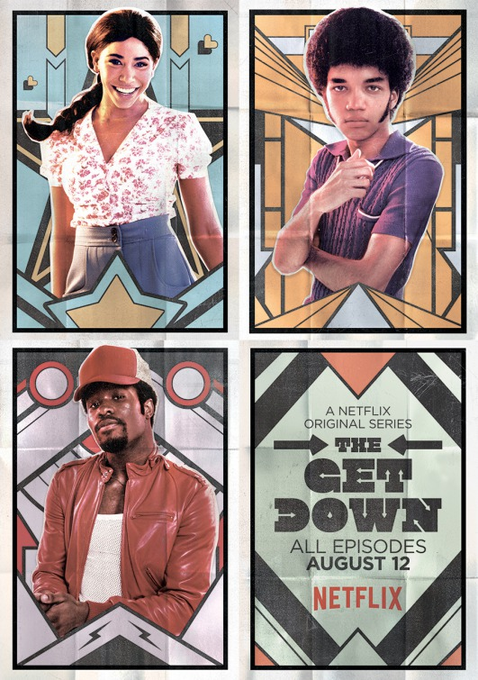 Get Down Poster