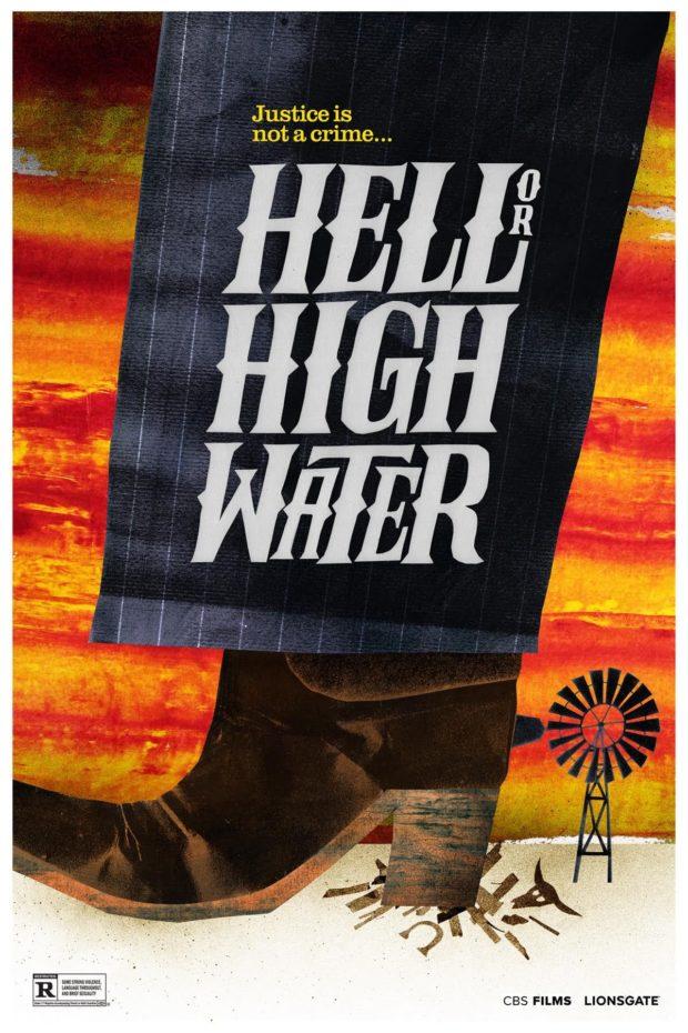 Hell or High Water - Designer: Alan Hynes