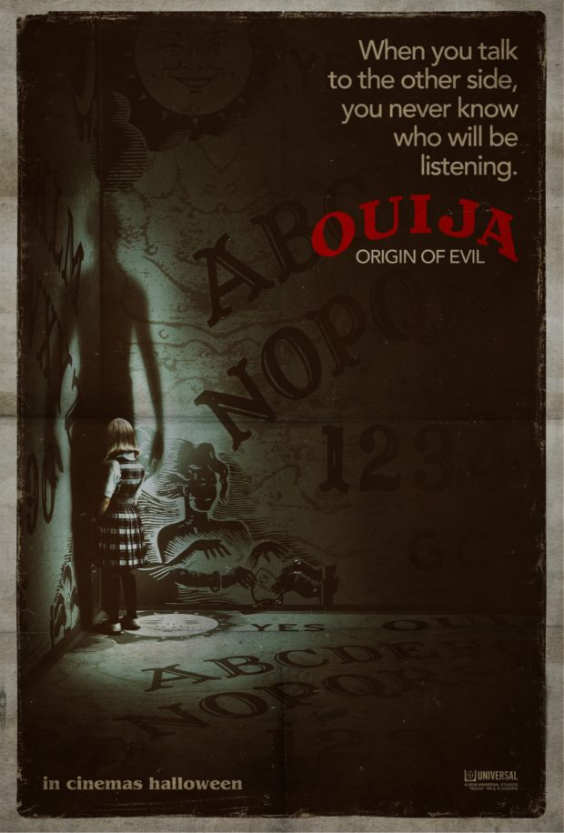 Ouija 2 - Designer: LA