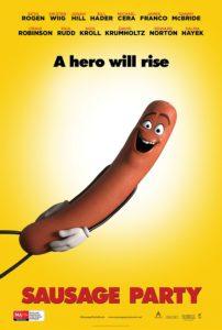 Sausage Part poster - Australia