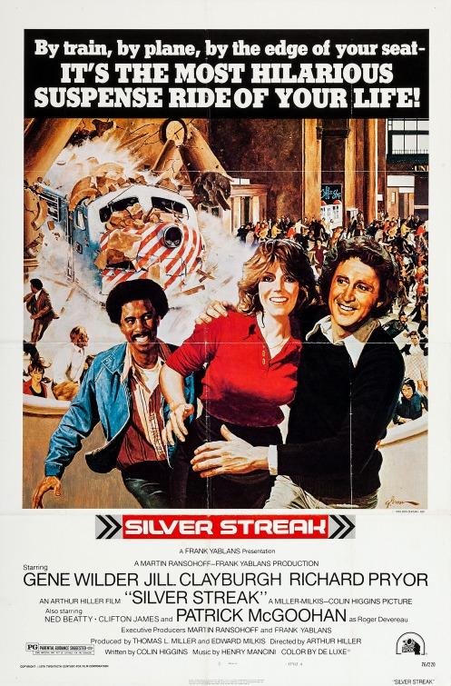Silver Streak poster