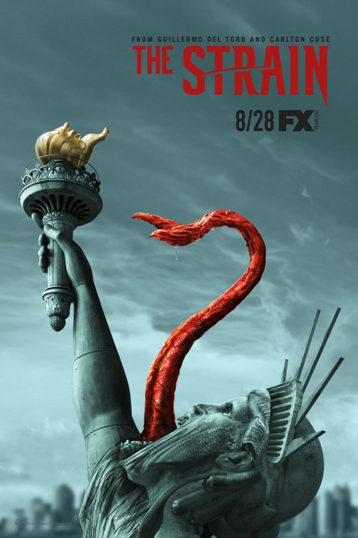 The Strain: Season 2 - Designers: B O N D and FX Creative