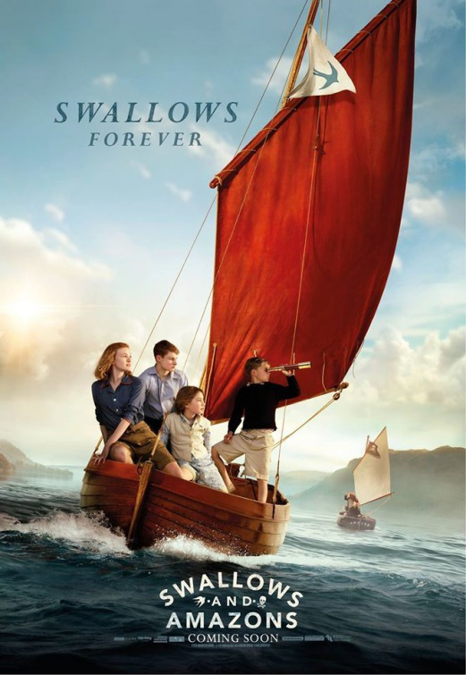 Swallows and Amazons - Designer: Creative Partnership