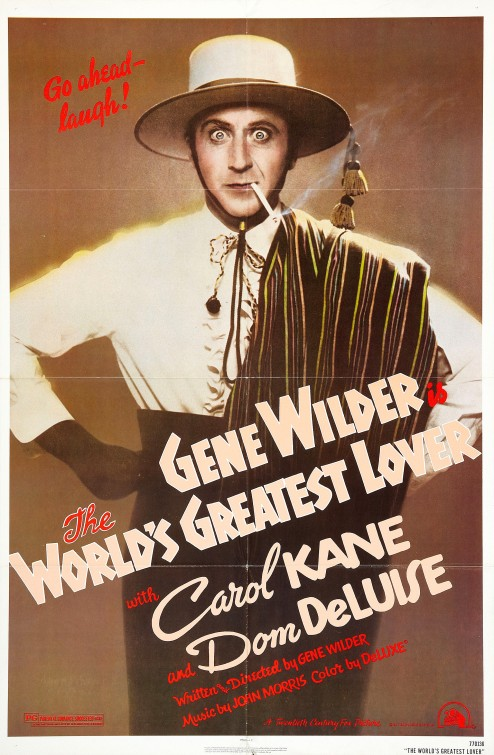 World's Greatest Lover poster
