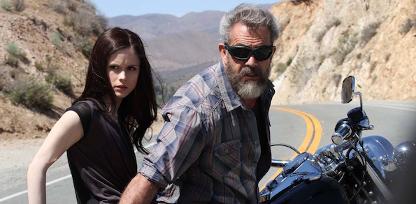Blood Father - Mel Gibson and Erin Moriarty