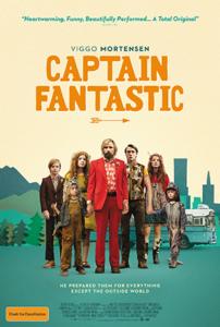 Captain Fantastic - Australian Poster (eOne)