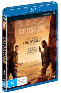 Goldstone - Blu-ray