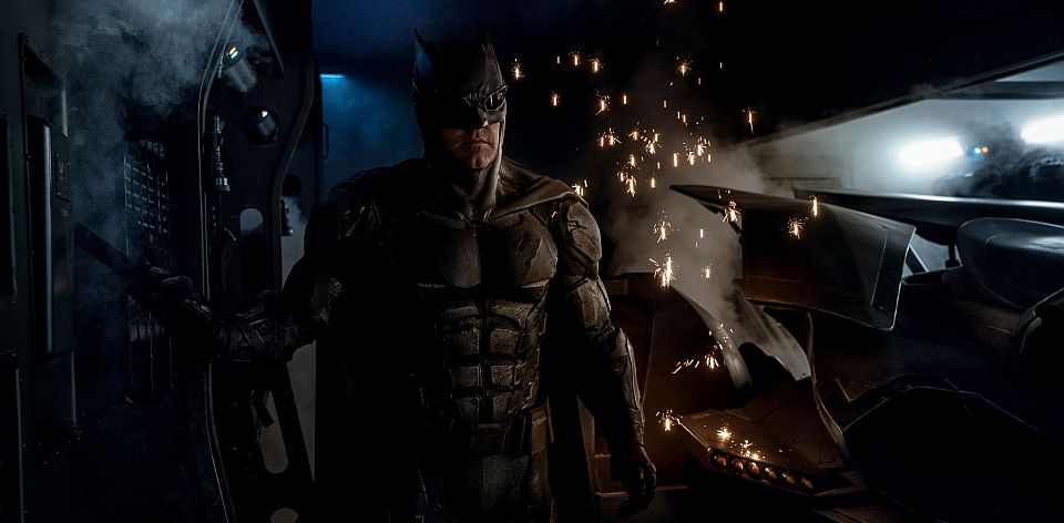 Justice League: Tactical Batsuit (Ben Affleck)